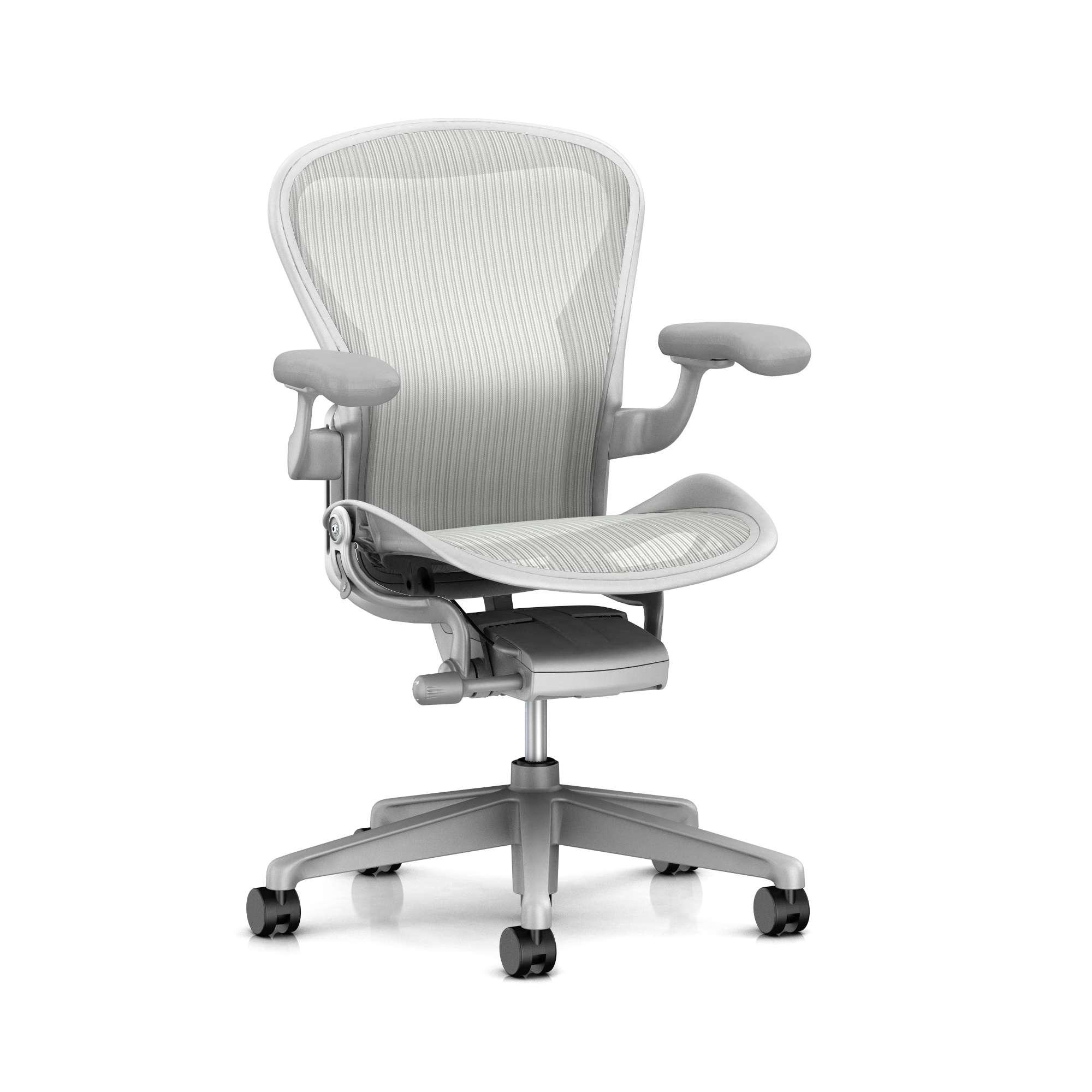 the herman miller aeron chair
