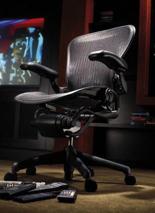 the aeron chair